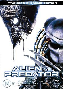 Alien Vs Predator - Extreme Edition (2 Disc) on DVD image