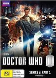 Doctor Who - Series 7 Part 1 DVD