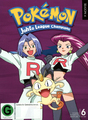 Pokemon - Season 4: Johto League Champions on DVD