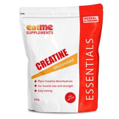 Eat Me Creatine Monohydrate Powder 500g