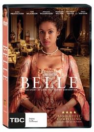 Belle on DVD