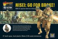 US Rangers - Go For Broke! - Nissei Infantry Set