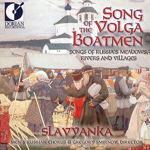 Song of the Volga Boatmen by Slavyanka