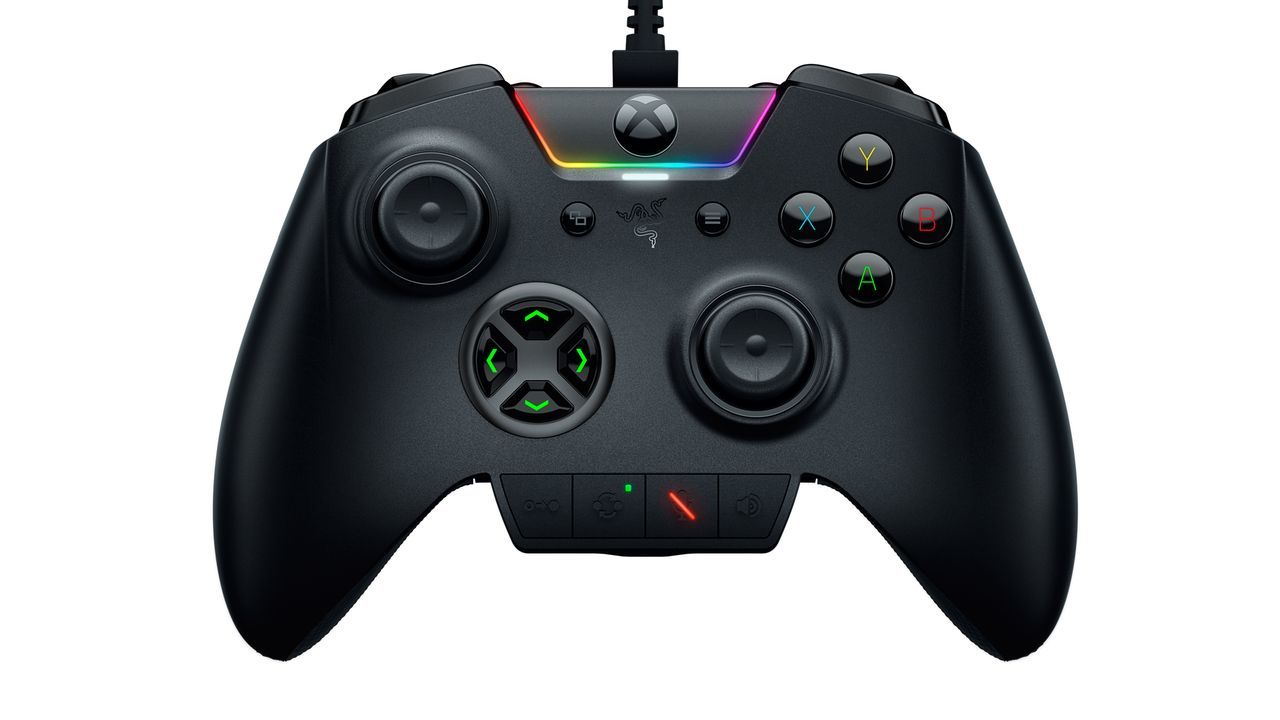 Razer Wolverine Ultimate Gaming Controller (Xbox One & PC) for Xbox One image