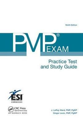 PMP (R) Exam Practice Test and Study Guide, Ninth Edition by J. LeRoy Ward image