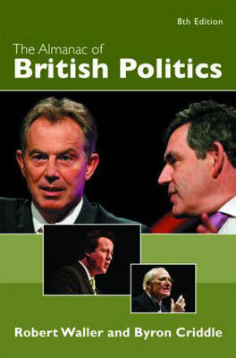 The Almanac of British Politics by Robert Waller image