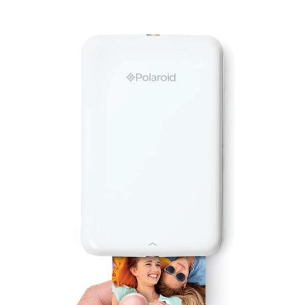 Polaroid: ZIP Mobile Instant Printer - White