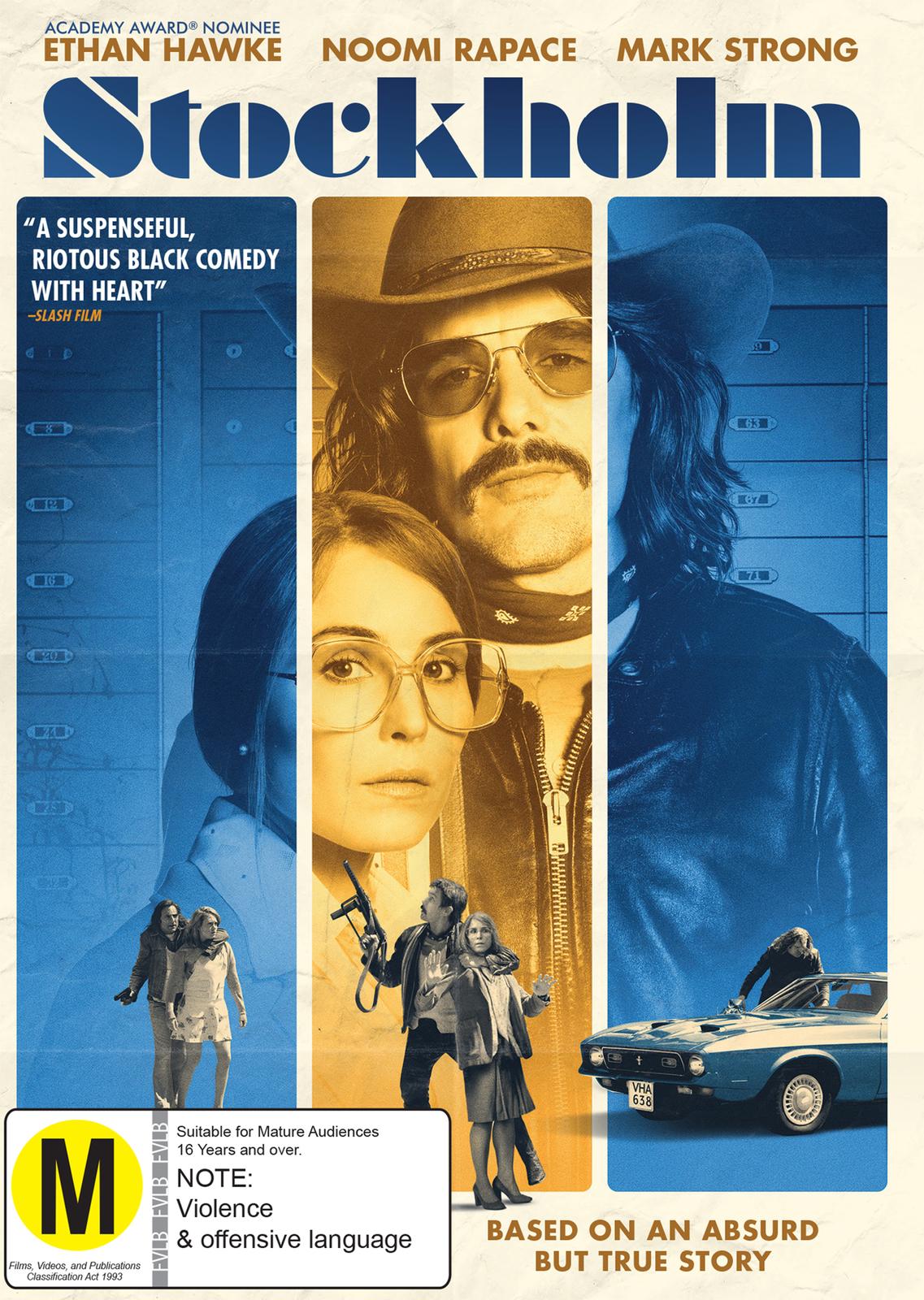 Stockholm on DVD image