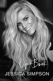 Open Book by Jessica Simpson image