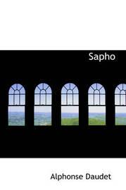 Sapho by Alphonse Daudet image