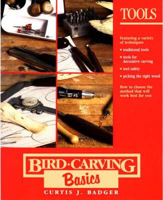 Bird Carving Basics: v.9 by Curtis J. Badger image