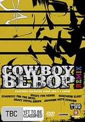 Cowboy Bebop Remix - Vol 2 on DVD