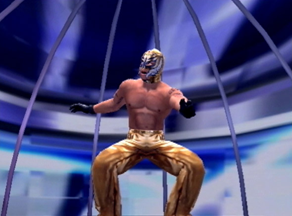 WWE SmackDown! Here Comes the Pain for PlayStation 2 image