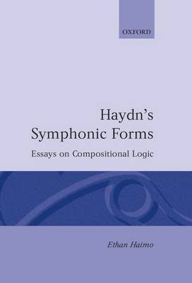 Haydn's Symphonic Forms by Ethan Haimo image