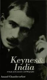 Keynes and India by Anand Chandavarkar image