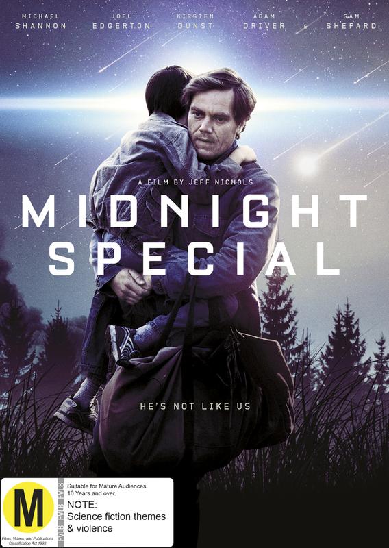 Midnight Special on DVD