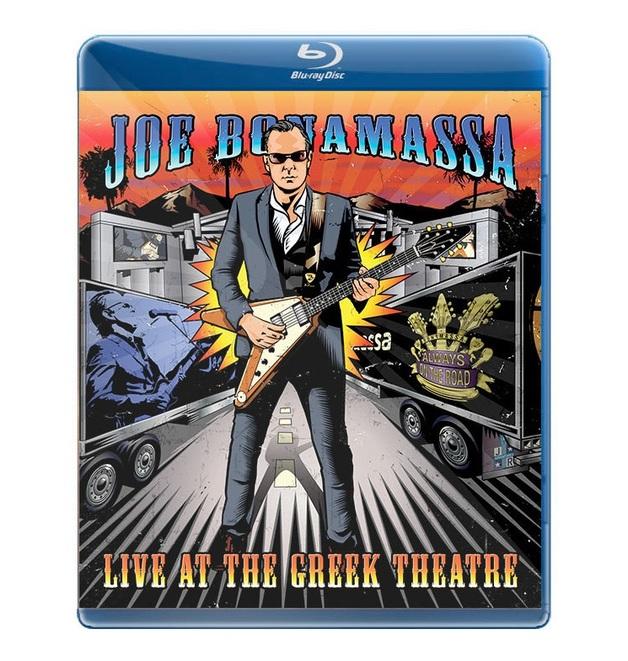 Live At The Greek Theatre (Blu-Ray) on  by Joe Bonamassa