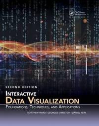 Interactive Data Visualization by Matthew O. Ward