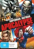 Superman / Batman: Apocalypse on DVD