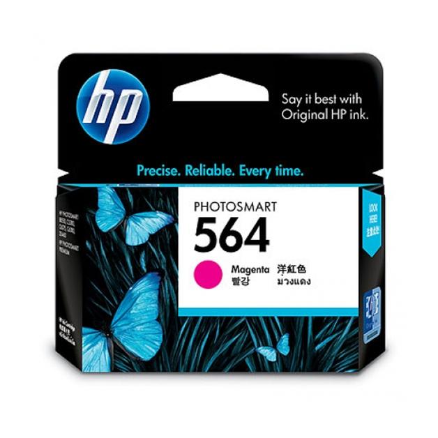 HP 564 Magenta Ink Cartridge