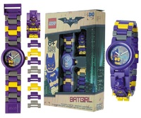 The LEGO Batman Movie: Minifigure Link Watch - Batgirl