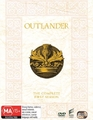 Outlander - The Complete First Season on DVD
