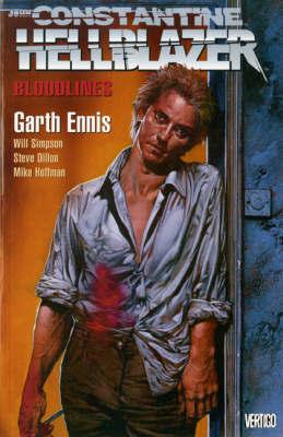 Hellblazer by Garth Ennis