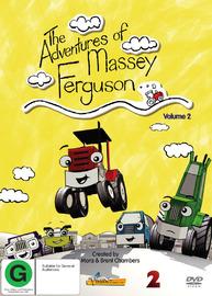 The Adventures Of Massey Ferguson - Volume 2 on DVD image