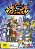 Digimon Frontier - The Complete Series (Season 4) on DVD