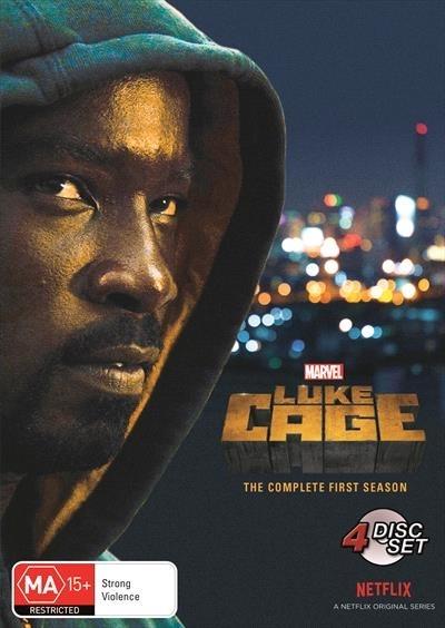 Marvel's Luke Cage - Season 1 on DVD image