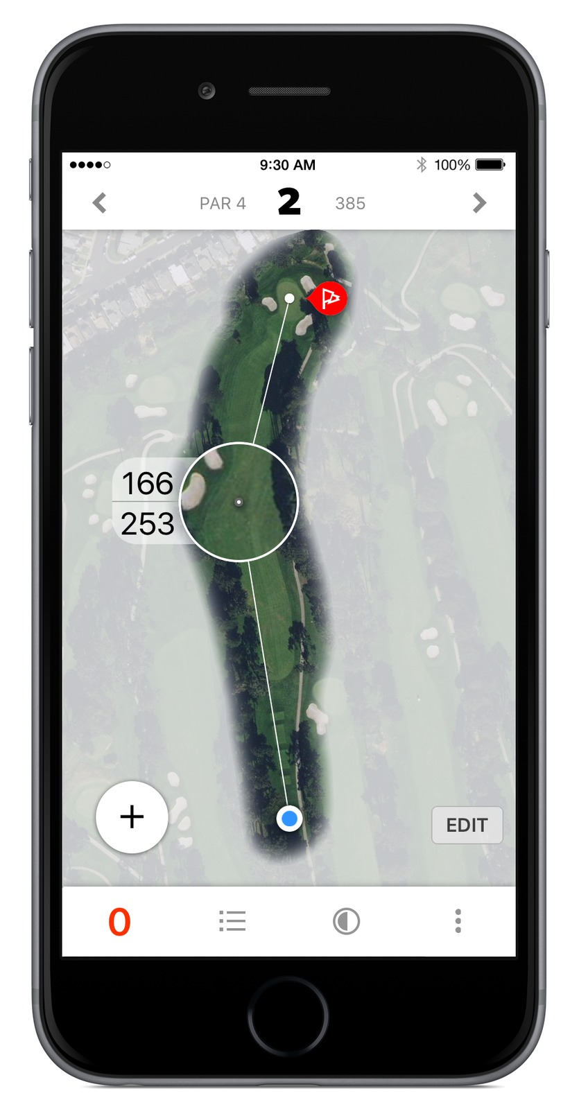 Game Golf Live GPS Shot Tracking image
