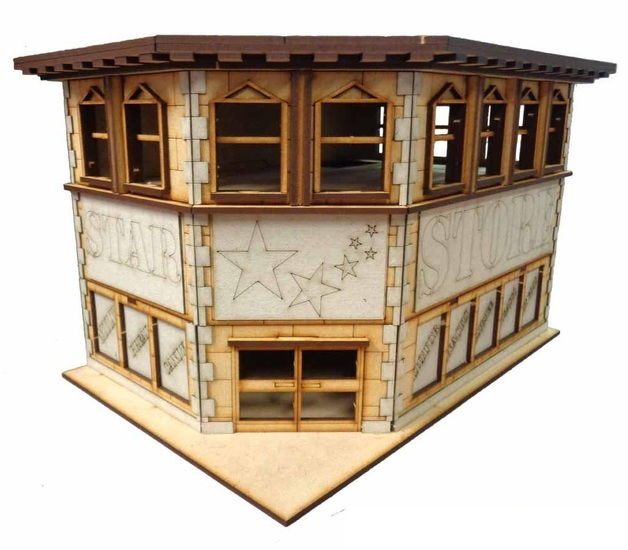 TTCombat: Tabletop Scenics - Star Store