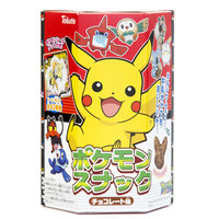 Pokemon Chocolate Flavoured Snack 25g