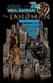 Sandman Volume 5,The: 30th Anniversary Edition by Neil Gaiman