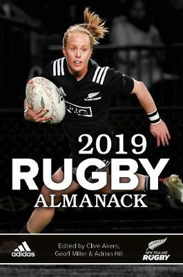 2019 Rugby Almanack by Clive Akers