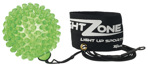 Toysmith: Night Zone - Flash Back Ball (Assorted Colours)