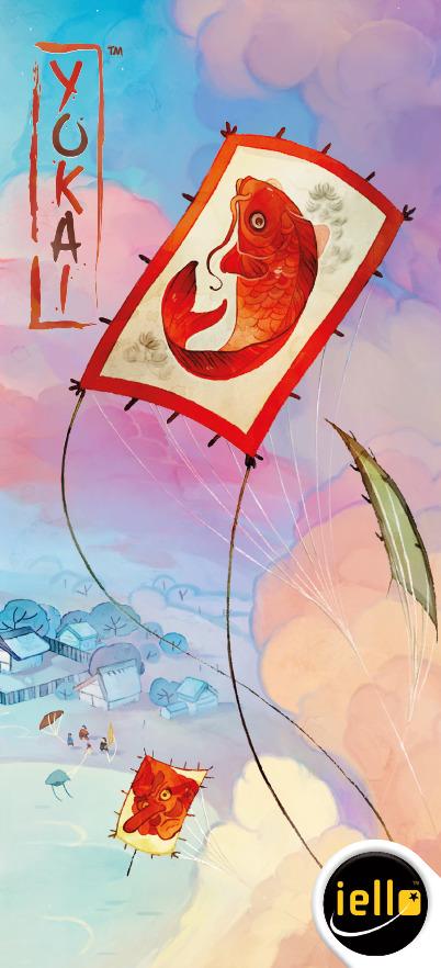 Kanagawa: Yokai - Game Expansion image