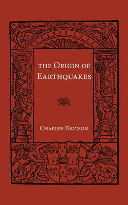 Origin of Earthquakes by C. Davidson image