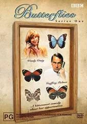 Butterflies - Series 1 (2 Disc) on DVD