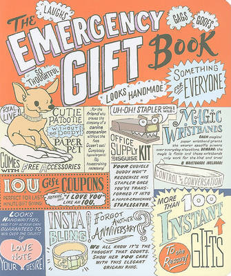 The Emergency Gift Book by Potter Style image