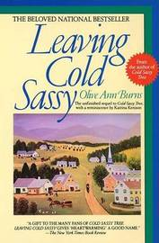 Leaving Cold Sassy by Olive Ann Burns image
