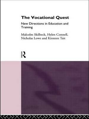 The Vocational Quest by Helen Connell image