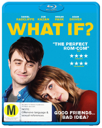 What If on Blu-ray