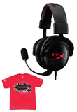 Kingston HyperX Cloud PC Gaming Headset (Black) for