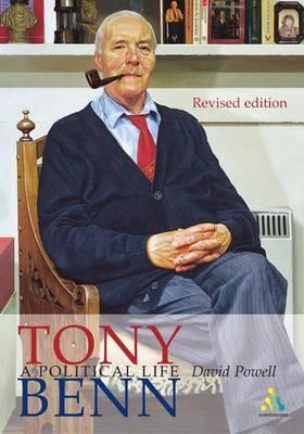 Tony Benn by David Powell
