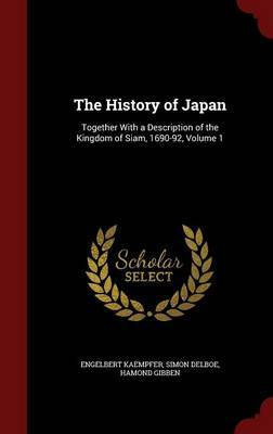 The History of Japan by Engelbert Kaempfer