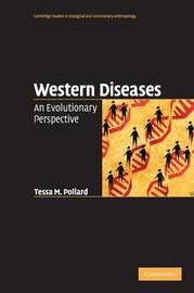 Western Diseases by Tessa M. Pollard image