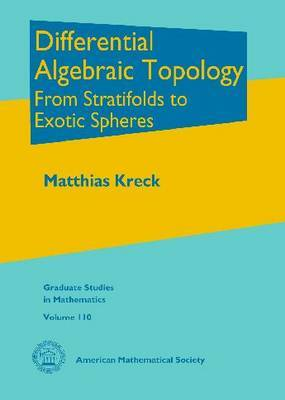 Differential Algebraic Topology by Matthias Kreck image