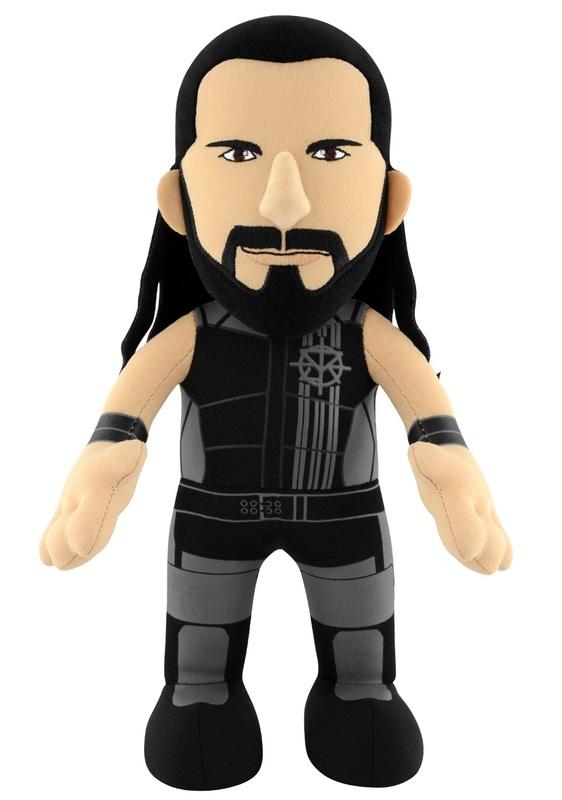"Bleacher Creatures: WWE Seth Rollins - 10"" Plush Figure"