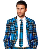 OppoSuits Braveheart Suit (Size 46)